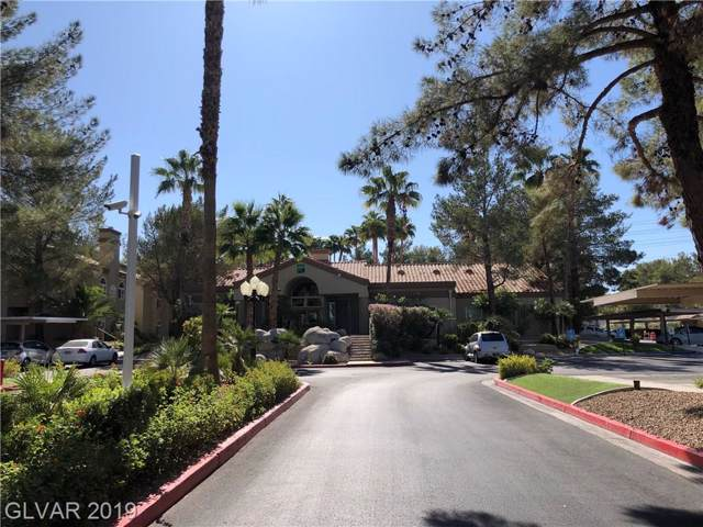 3145 Flamingo #1061, Las Vegas, NV 89121 (MLS #2147980) :: Hebert Group   Realty One Group