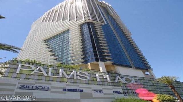 4381 W Flamingo Road #3309, Las Vegas, NV 89103 (MLS #2148122) :: Signature Real Estate Group