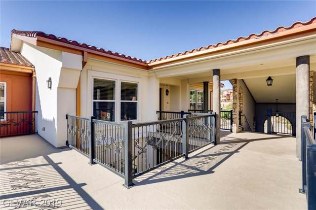 64 Strada Principale #401, Henderson, NV 89011 (MLS #2148219) :: Signature Real Estate Group