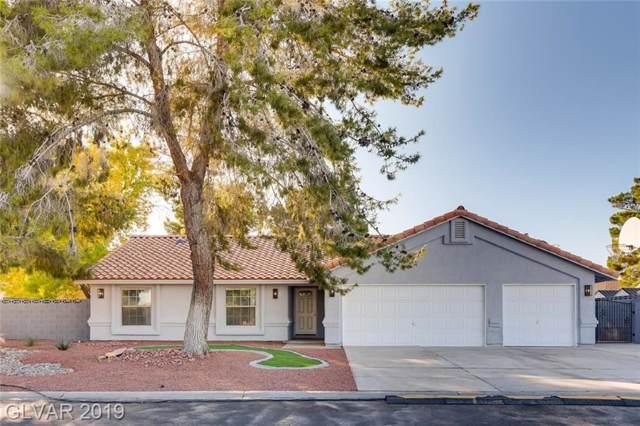 3001 Garehime, Las Vegas, NV 89108 (MLS #2148323) :: Signature Real Estate Group