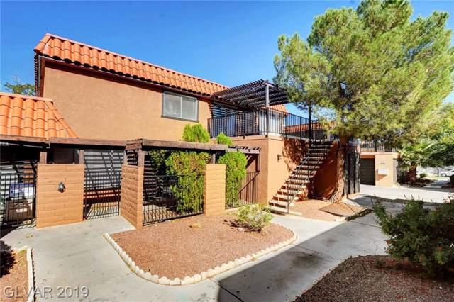 6620 Bubbling Brook C, Las Vegas, NV 89107 (MLS #2148395) :: Hebert Group | Realty One Group