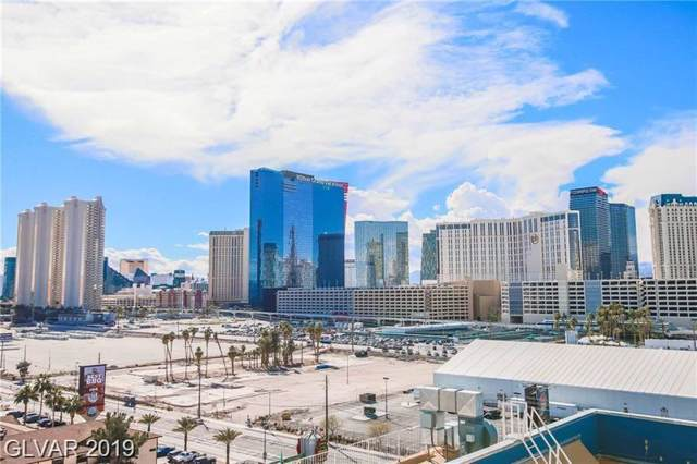 211 E Flamingo #615, Las Vegas, NV 89169 (MLS #2148408) :: Hebert Group | Realty One Group