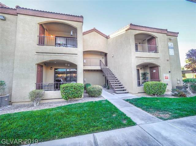 950 Seven Hills #2422, Henderson, NV 89052 (MLS #2148589) :: Trish Nash Team