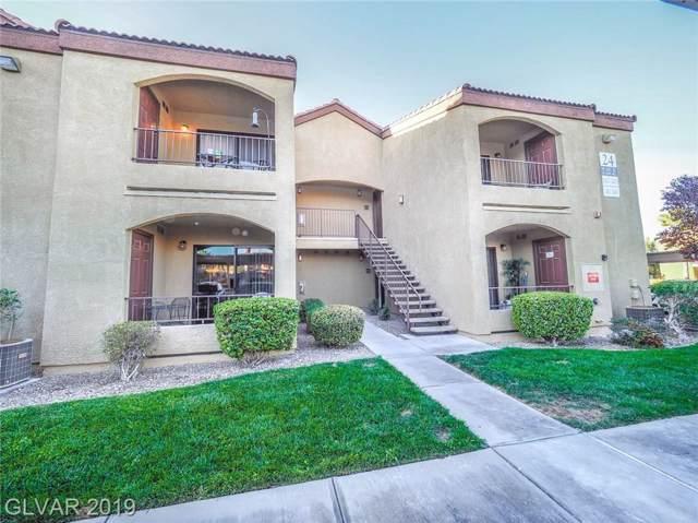 950 Seven Hills #2422, Henderson, NV 89052 (MLS #2148589) :: Signature Real Estate Group