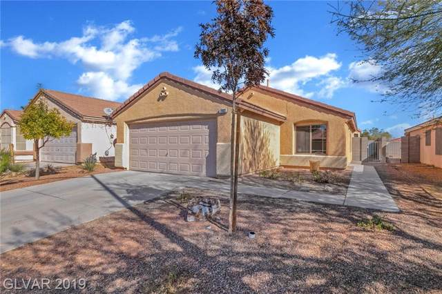7882 Snow Angel, Las Vegas, NV 89139 (MLS #2148624) :: Signature Real Estate Group