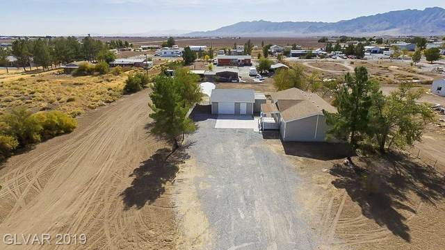 3141 W Van, Pahrump, NV 89048 (MLS #2148660) :: Performance Realty