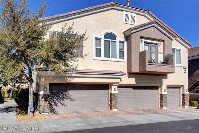 8734 Traveling Breeze #103, Las Vegas, NV 89178 (MLS #2148943) :: Signature Real Estate Group