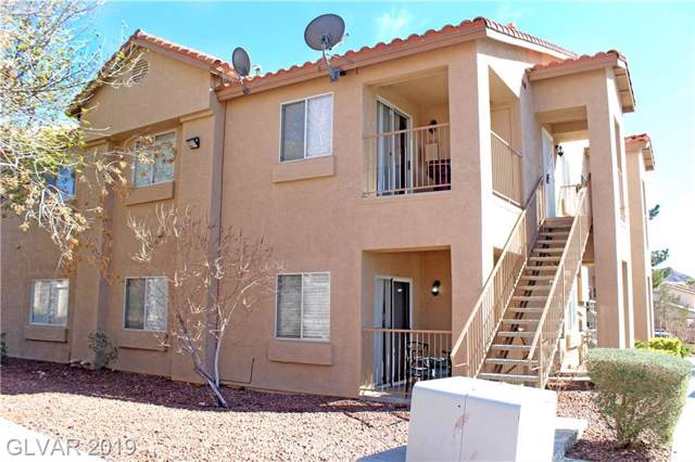 2110 Los Feliz #2016, Las Vegas, NV 89156 (MLS #2148984) :: Performance Realty