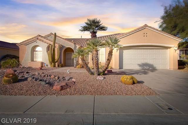 2574 Downeyville, Henderson, NV 89052 (MLS #2149072) :: The Snyder Group at Keller Williams Marketplace One