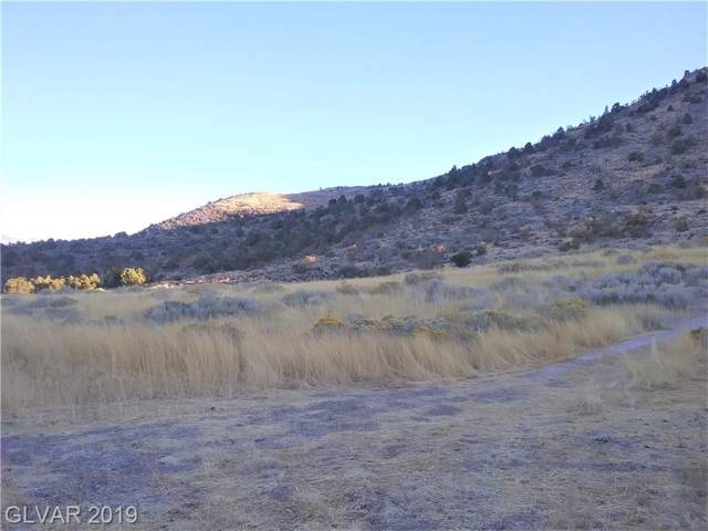 Field, Pioche, NV 89043 (MLS #2149127) :: Signature Real Estate Group
