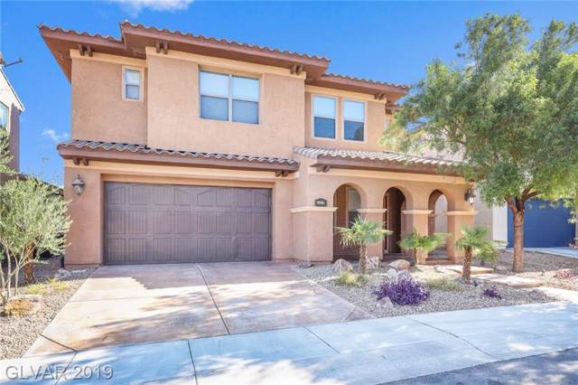 934 Via Canale, Henderson, NV 89011 (MLS #2149156) :: Trish Nash Team