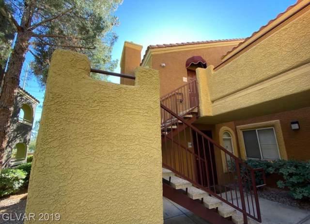 7950 Flamingo #2183, Las Vegas, NV 89147 (MLS #2149157) :: Hebert Group | Realty One Group