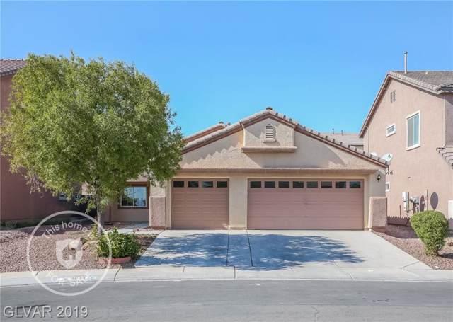 3909 Royal Stone, North Las Vegas, NV 89032 (MLS #2149229) :: Signature Real Estate Group