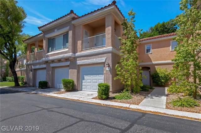 251 Green Valley #2712, Las Vegas, NV 89012 (MLS #2149274) :: Performance Realty
