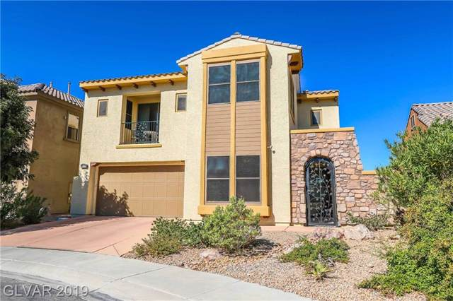 404 Via Stretto, Las Vegas, NV 89011 (MLS #2149289) :: Trish Nash Team