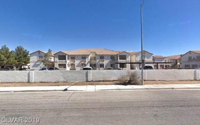 1405 Nellis #1068, Las Vegas, NV 89104 (MLS #2149362) :: Trish Nash Team