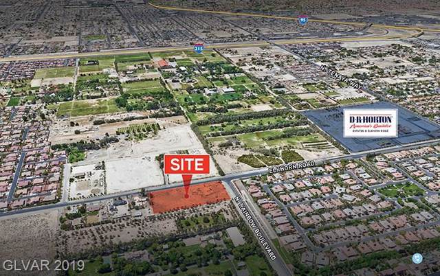7200 Elkhorn, Las Vegas, NV 89131 (MLS #2149383) :: Trish Nash Team