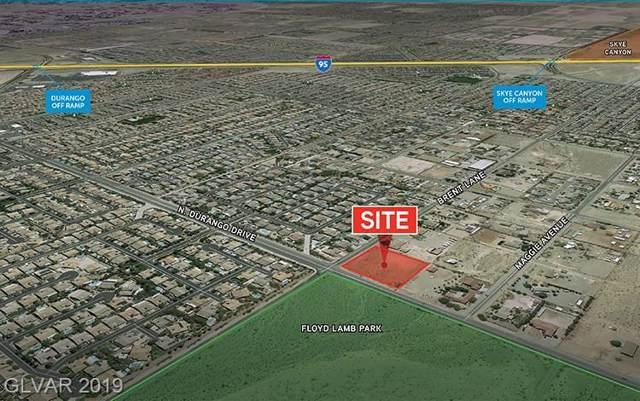 8402 Brent, Las Vegas, NV 89143 (MLS #2149387) :: Trish Nash Team