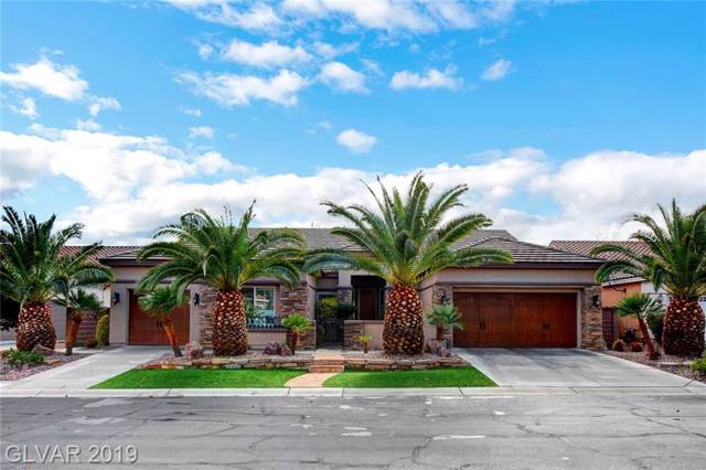 9855 Wonderful Day, Las Vegas, NV 89148 (MLS #2149393) :: Team Michele Dugan