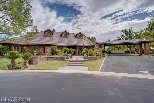 18 Burning Tree, Las Vegas, NV 89113 (MLS #2149425) :: Signature Real Estate Group