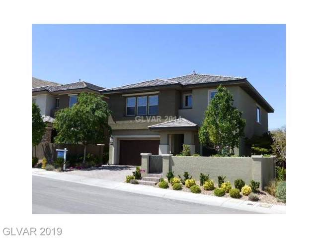 10640 Tranquil Glade, Las Vegas, NV 89135 (MLS #2149450) :: Signature Real Estate Group