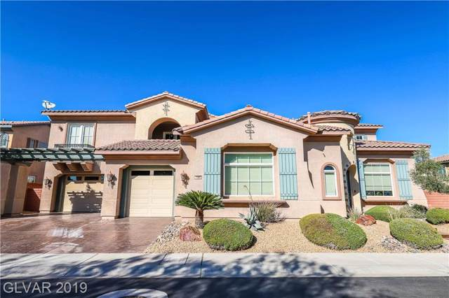 7580 Abilene Hills, Las Vegas, NV 89178 (MLS #2149499) :: Vestuto Realty Group