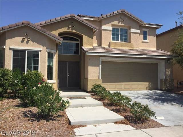 3237 Perching Bird Lane, North Las Vegas, NV 89084 (MLS #2149509) :: Team Michele Dugan