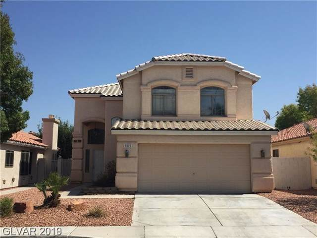 9076 Quarrystone Way, Las Vegas, NV 89123 (MLS #2149517) :: The Lindstrom Group