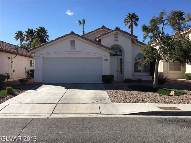 8975 Sandy Slate Way, Las Vegas, NV 89123 (MLS #2149520) :: The Lindstrom Group
