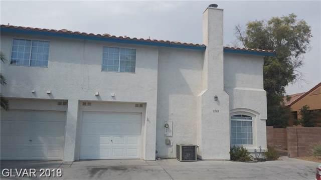 2708 Stargate, Las Vegas, NV 89108 (MLS #2149523) :: Signature Real Estate Group