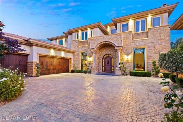 10317 Summit Canyon, Las Vegas, NV 89144 (MLS #2149613) :: Hebert Group   Realty One Group