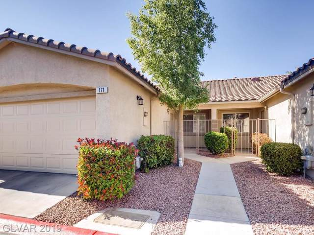 171 Tapatio, Henderson, NV 89074 (MLS #2149650) :: The Snyder Group at Keller Williams Marketplace One