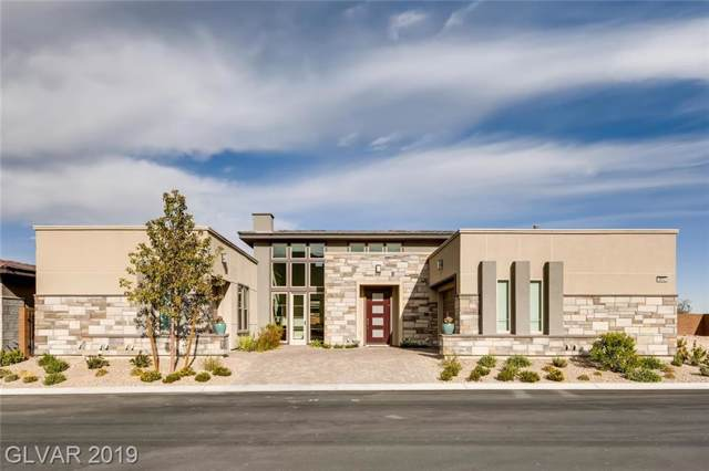 6642 Titanium Crest, Las Vegas, NV 89148 (MLS #2149677) :: Signature Real Estate Group