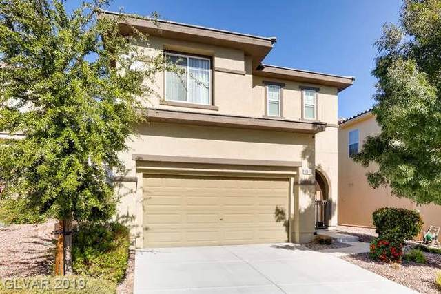10644 Mount Jefferson, Las Vegas, NV 89166 (MLS #2149690) :: Signature Real Estate Group