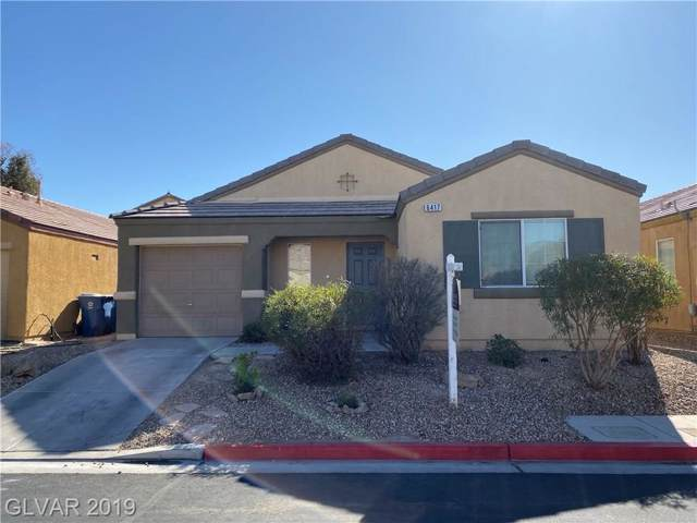 6417 Salmon Mountain, Las Vegas, NV 89122 (MLS #2149718) :: Signature Real Estate Group