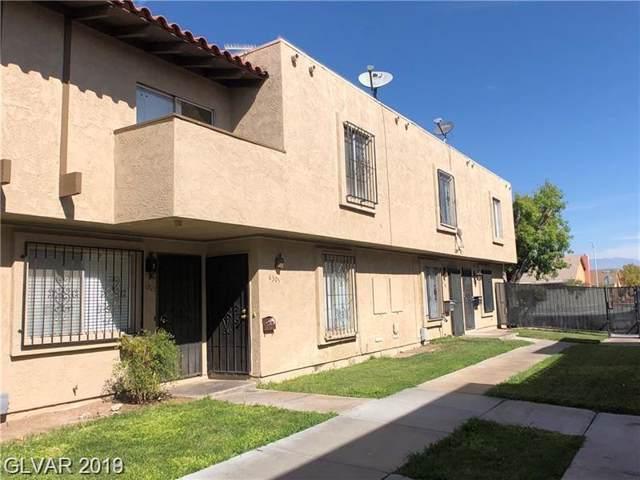 6305 Washington, Las Vegas, NV 89107 (MLS #2149815) :: Signature Real Estate Group
