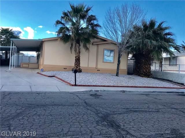 3462 Montego Drive, Las Vegas, NV 89121 (MLS #2149818) :: Billy OKeefe | Berkshire Hathaway HomeServices