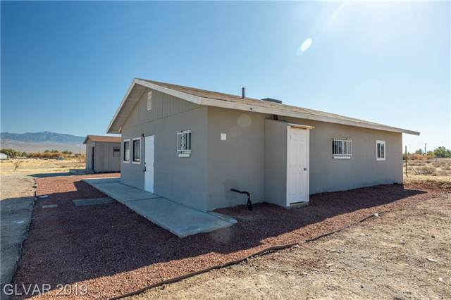 3611 N Stephanie, Pahrump, NV 89060 (MLS #2149860) :: The Snyder Group at Keller Williams Marketplace One