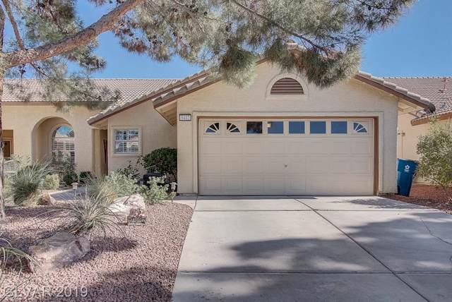 5412 Cove Point, Las Vegas, NV 89130 (MLS #2149924) :: The Snyder Group at Keller Williams Marketplace One