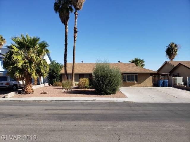 4164 Don Bonito, Las Vegas, NV 89121 (MLS #2149990) :: Hebert Group | Realty One Group