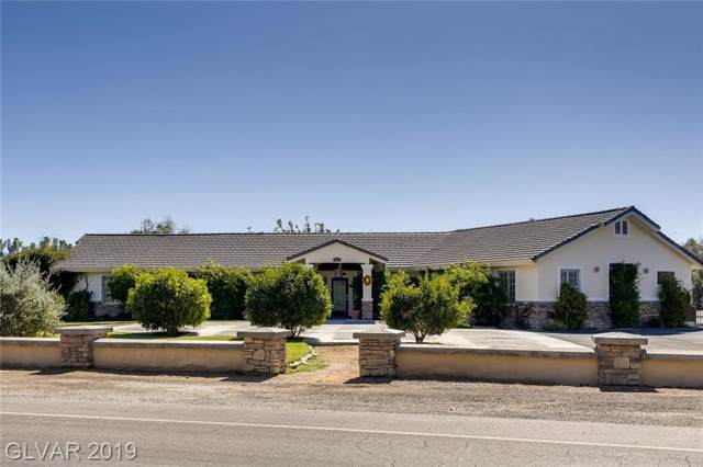 5711 Mello Avenue, Las Vegas, NV 89131 (MLS #2149994) :: The Lindstrom Group