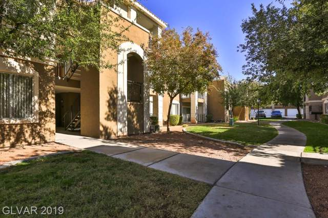 2900 Sunridge Heights #1715, Henderson, NV 89052 (MLS #2150036) :: Trish Nash Team