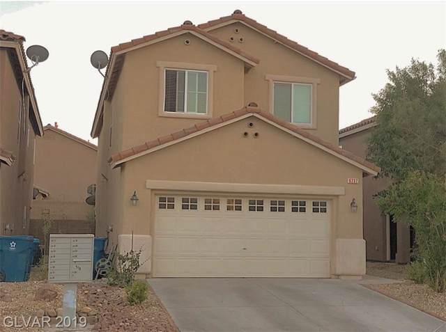 6237 Desert Lavender, Las Vegas, NV 89141 (MLS #2150087) :: Brantley Christianson Real Estate