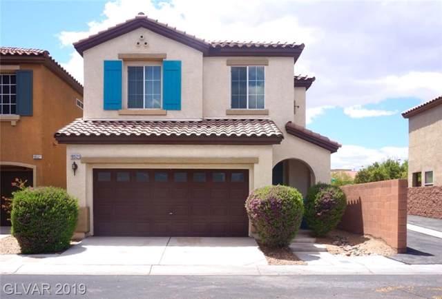10521 El Cerrito Chico, Las Vegas, NV 89179 (MLS #2150157) :: Signature Real Estate Group
