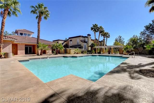 2801 Rainbow #203, Las Vegas, NV 89108 (MLS #2150173) :: Signature Real Estate Group