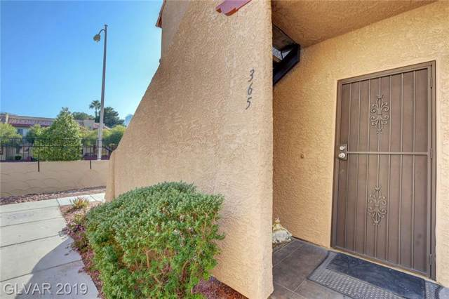 4171 Gannet #365, Las Vegas, NV 89103 (MLS #2150192) :: Performance Realty