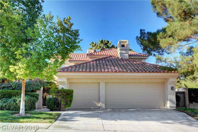 5111 Onion Creek, Las Vegas, NV 89113 (MLS #2150240) :: Signature Real Estate Group