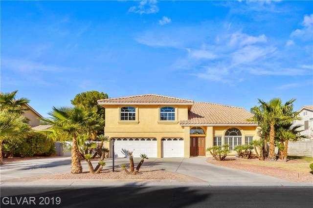 8256 Garnet Canyon, Las Vegas, NV 89129 (MLS #2150248) :: Vestuto Realty Group