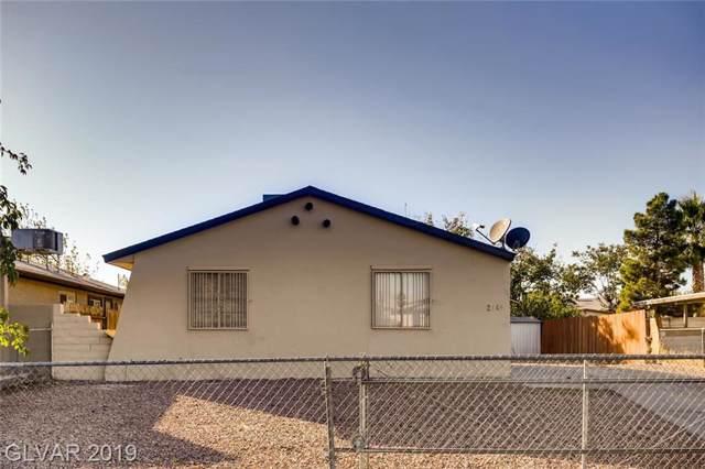2549 Kenneth, North Las Vegas, NV 89030 (MLS #2150301) :: Hebert Group | Realty One Group