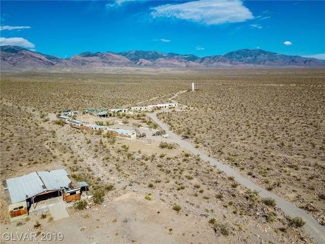 W Ohio, Pahrump, NV 89060 (MLS #2150331) :: The Snyder Group at Keller Williams Marketplace One